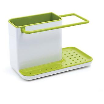 Joseph Joseph Sink Caddy - compact Boat Soap, cloth and scourer