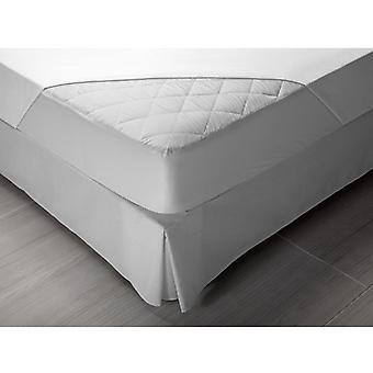 Gewatteerde microvezel matras beschermer