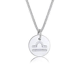 Elli Silber Anhänger Halskette 0109952117_45