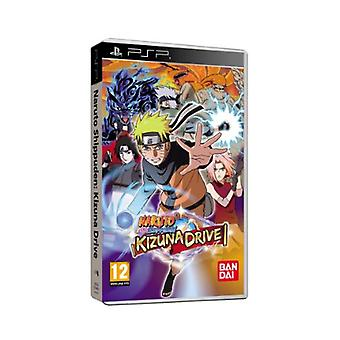Naruto Shippuden Kizuna Drive (PSP) - Uutena