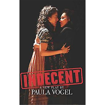 Indecent (Tcg Edition) by Paula Vogel - 9781559365475 Book