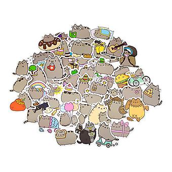 Storpack Stickers and Stickers - Pusheen