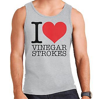 UK Drag Race I Heart Vinegar Strokes Men's Vest