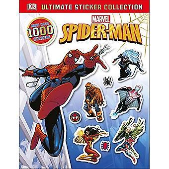 Ultimate klistremerke samling: Spider-Man (Ultimate klistremerke samlinger)