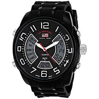 Polo Assn. Reloj de referencia de hombre. US9484