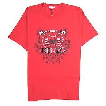 Kenzo Tiger T-shirt Red