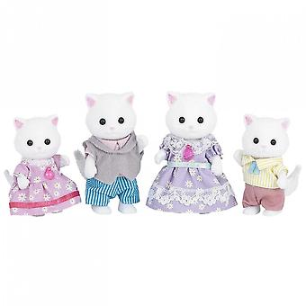 Sylvanian Families Persian Cat Family   5216