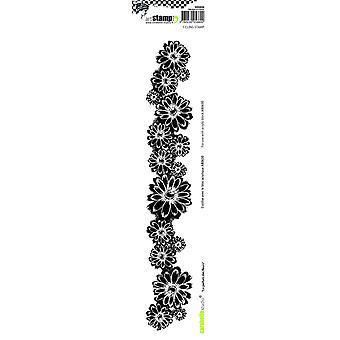 Carabelle студия «запах цветов» цепляться за край штамп, белый/прозрачный