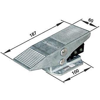 Norgren mekaniskt manövrerad pneumatisk ventil X3048202 Kapslingsmaterial aluminium 1 st (s)