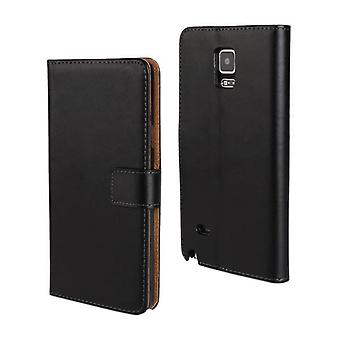 Wallet Case Samsung Note 4, Genuine leather