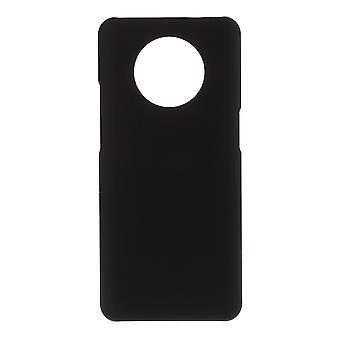 OnePlus 7T Shell Plastikowa powłoka Gumowana - Czarna