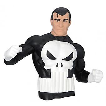 Coin Bank - Marvel - The Punisher Bust Bank New 68821