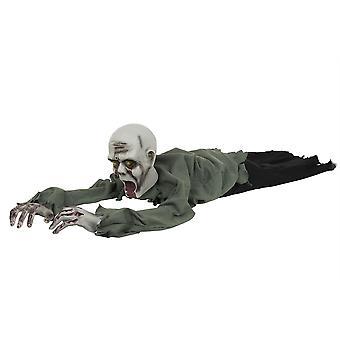 Bnov kruipende Zombie