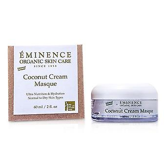 Eminence Coconut Cream Masque - For Normal To Dry Skin - 60ml/2oz