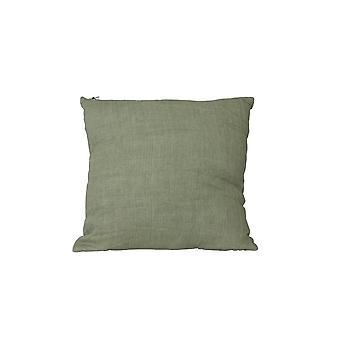 Light & Living Weave Olive Green  Pillow 50x50cm