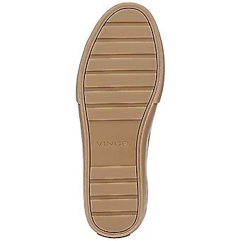 Vince Men's Farrell,wht/Hc Silkc Sneaker