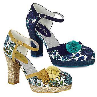 روبي شو المرأة & s فلو منصة بار الأحذية