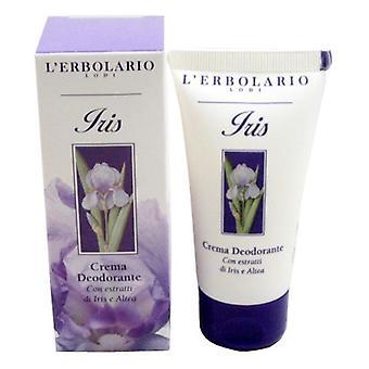 L'Erbolario Iris Deodorant Cream