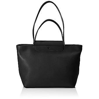 Tom Tailor Acc Magda - Black Women's Tote Bags (Schwarz) 27x20x8 cm (W x H L)