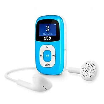 8668 SPC MP3 giocatore ha 8 GB BLUETOOTH FM blu RADIO