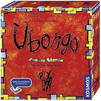 الكون للعب أوبونجو أنها لعبة البرية الذكية،
