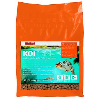 Eheim Koiprime 1, 5 L (fisk, dammer, mat for Pond Fish)