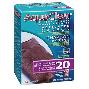Aquaclear AQUACLEAR 20 CARGA CARBÓN (MINI)