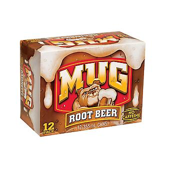 Mug Root Beer-( 355 Ml X 12 Cans )