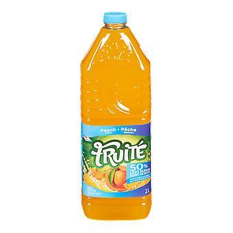 Fruite Peach Mindre Socker-( 2 Lt X 6 flaskor)