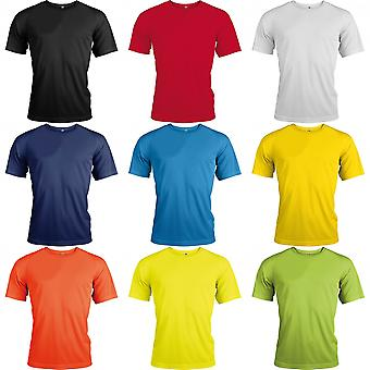 Kariban Mens Proact Sport / Training T-Shirt