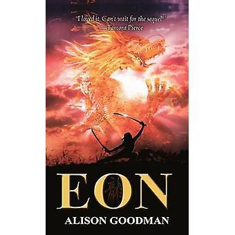 Eon - Dragoneye Reborn by Alison Goodman - 9780606236478 Book