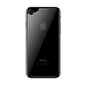 Stuff Certified® iPhone 8 Plus Transparent Back Cover TPU Foil Hydrogel Protector Protector Cover Case