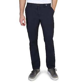 Tommy Hilfiger Original Mannen Het hele jaar broek - Blauwe kleur 38825