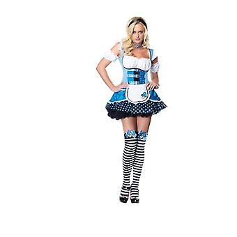 Svamp Alice kostym
