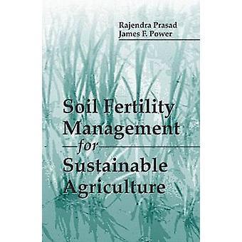 Soil ufrivillig Management for bærekraftig landbruk av Power & James F.
