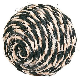 Trixie Sisal Rope Ball With Catnip (Cats , Toys , Balls)