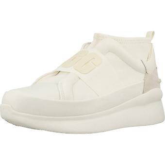 Ugg Sport / Zapatillas Ugg Neutra Sneaker Color Cocomilk