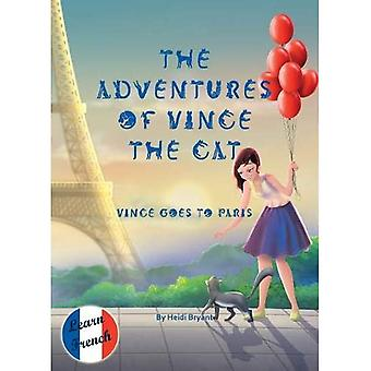 The Adventures of Vince the Cat: Vince Goes to Paris