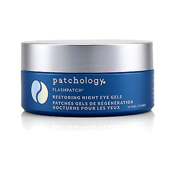 Patchology Flashpatch Eye Gels - Restoring Night - 30pairs