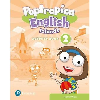 Poptropica English Islands Level 2 Handwriting Activity Book by Susan
