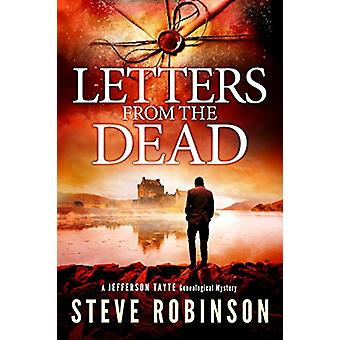 Letters from the Dead by Steve Robinson - 9781503903104 Book