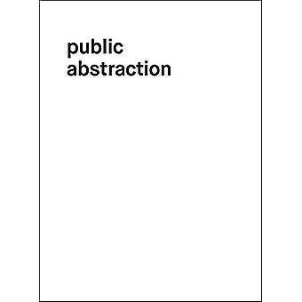 Public Abstraction by Vlado Velkov - 9783863357412 Book