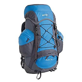 Altus 1250003705 - Adult Unisex Trekking Backpack - Color: Grey Grey/Blue