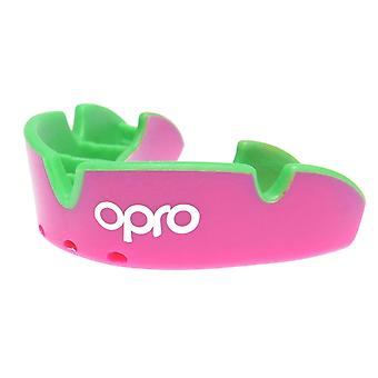 Opro Unisex Silver Mouthguard