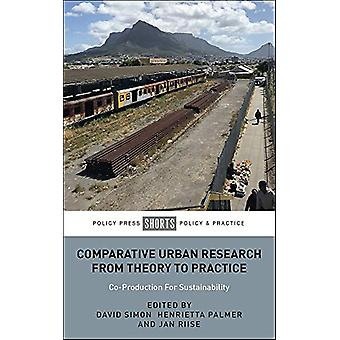 Vertaileva kaupunkitutkimus teoriasta käytäntöön - Yhteistuotanto