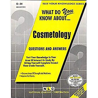 What Do You Know about Cosmetology (Test Your Knowledge Ser. : No. Q-34)