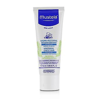 Mustela Soothing Chest Rub - Moisturizes & Soothes 40ml/1.35oz