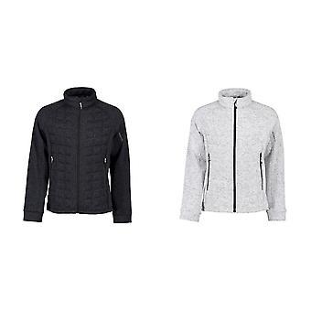ID Mens Quilted Fleece Jacket
