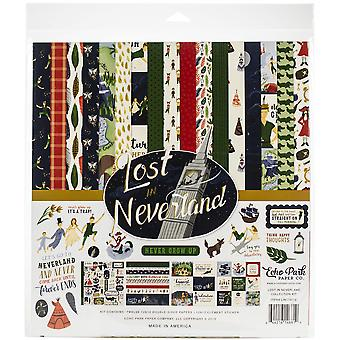 Echo Park Lost in Neverland 12x12 Inch Collection Kit