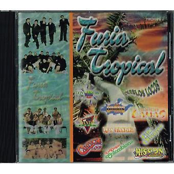 Furia Tropical - Furia Tropical [CD] USA import